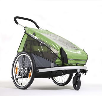 Picture of CROOZER RAIN COVER KID FOR 1 (SINGLE SEATER) MODEL 2010-2013