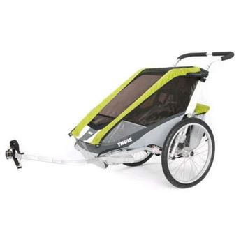 Picture of THULE CHARIOT COUGAR 2 GREEN