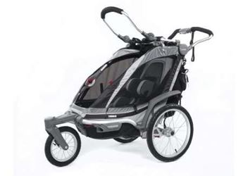 Picture of THULE CHARIOT CHINOOK 1 GREY
