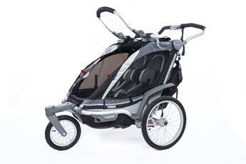Picture of THULE CHARIOT CHINOOK 2 GRAY