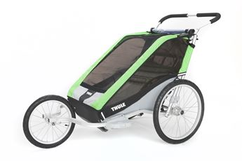 Picture of THULE CHARIOT CHEETAH 2 GREEN