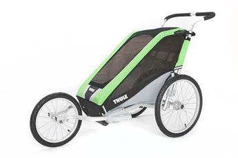 Picture of THULE CHARIOT CHEETAH 1 GREEN
