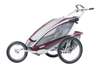 Picture of THULE CHARIOT CX 2 RED