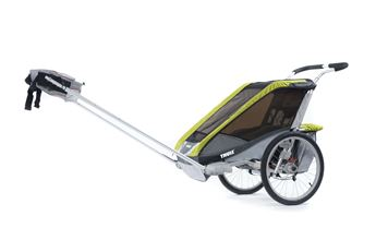 Picture of THULE CHARIOT COUGAR 1 GREEN