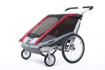 Picture of THULE CHARIOT COUGAR 2 RED