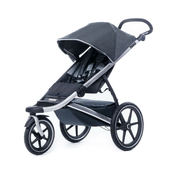 Picture of THULE BUGGY URBAN GLIDE 1 DARK GREY