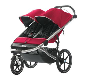 Picture of THULE BUGGY URBAN GLIDE 2 RED