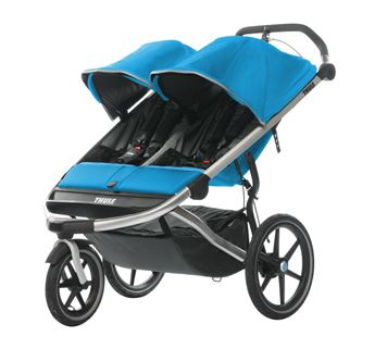 Picture of THULE BUGGY URBAN GLIDE 2 BLUE