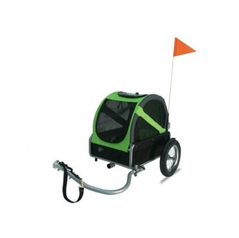 Picture of DOGGYRIDE MINI TRAILER GROEN