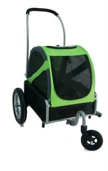 Picture of DOGGYRIDE MINI STROLLER GROEN