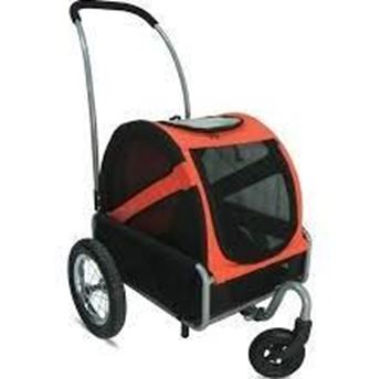 Picture of DOGGYRIDE MINI STROLLER ROOD