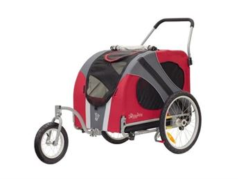 Picture of DOGGYRIDE NOVEL BUGGY/JOGGER ROOD