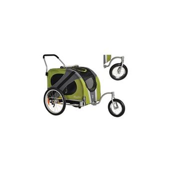 Picture of DOGGYRIDE NOVEL BUGGY/JOGGER GROEN