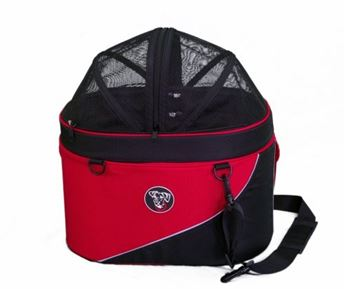 Picture of DOGGYRIDE COCOON FIETSMAND INCL. KLICKFIT ROOD
