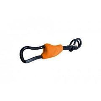 Picture of DOGGYRIDE BUDDY HANDS FREE LEASH CONNECTOR ORANJE