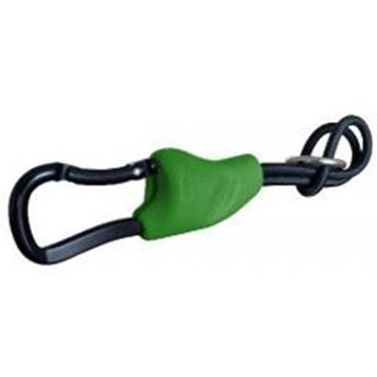 Picture of DOGGYRIDE BUDDY HANDS FREE LEASH CONNECTOR GROEN