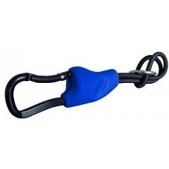 Afbeelding van DOGGYRIDE BUDDY HANDS FREE LEASH CONNECTOR BLAUW