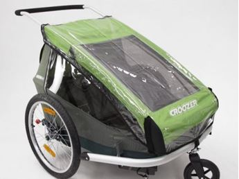 Picture of CROOZER RAIN COVER KID FOR 2 (DOUBLE SEATER) FROM MODEL 2014