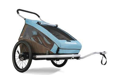 Picture for category Bicycle Trailers For 2 Children
