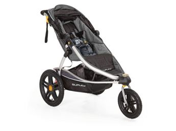 Picture of BURLEY BUGGY SOLSTICE BLACK/GREY