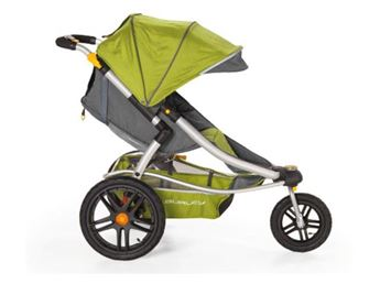 Picture of BURLEY BUGGY SOLSTICE GREEN/GREY
