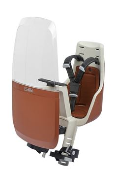 "Bild von BOBIKE EXCLUSIVE WINDSCHERM ""ZITJE VOOROP"" CINNAMON BROWN"