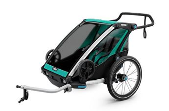 Picture of THULE CHARIOT DLITE 2 BLUE