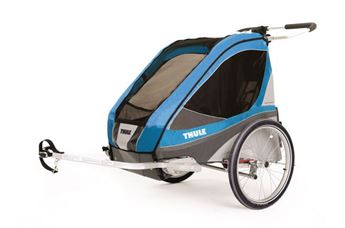 Picture of THULE CHARIOT CORSAIRE 2 BLUE