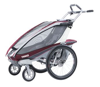 Picture of THULE CHARIOT CX 1 RED